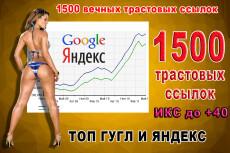 350 вечных ссылок - 70 карточек из Яндекс коллекций от Лабиринта 12 - kwork.ru