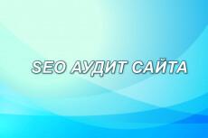Комплексный анализ сайта. Поиск ошибок, мешающие выходу в ТОП 17 - kwork.ru