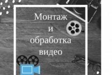 Титры, цветокоррекция (видео до 3 минут) 13 - kwork.ru