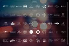 Вышлю 70 редактируемых промо шаблонов баннеров 3 - kwork.ru
