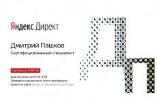 Объективный анализ рекламной компании в Яндекс Директ 4 - kwork.ru