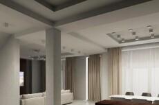 Дизайн мебели 21 - kwork.ru