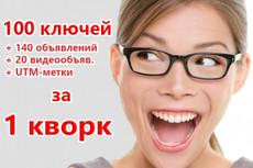Составлю Mind Map карту и соберу тысячи базовых ключей 13 - kwork.ru