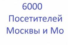 Трафик с форм обратной связи - тематика Москва - 100000 сайтов 15 - kwork.ru