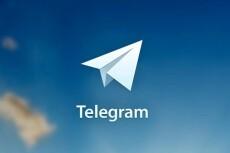 Авто просмотры постов в Телеграм 11 - kwork.ru