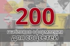 Оформление группы в соц сети Facebook 17 - kwork.ru