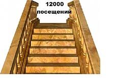 Поисковый трафик на ваш ресурс 6000 уникальных посетителей 15 - kwork.ru