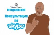 Видеоуроки по установке 5 топовых тем Wordpress -Avada, The7 и др 15 - kwork.ru