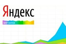 Подключение Яндекс. Метрики на любой сайт с любыми CMS 9 - kwork.ru