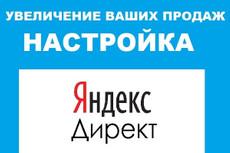 Настройка поисковой РК в Яндекс. Директ 26 - kwork.ru