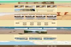 Макет главной страницы сайта в формате PSD 15 - kwork.ru
