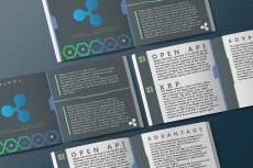 Разработаю дизайн брошюр, буклетов 14 - kwork.ru