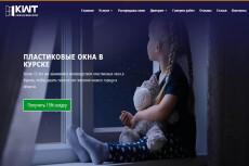 Сделаю Лэндинг пейдж под ключ 33 - kwork.ru
