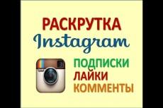 5000 русских подписчиков в Инстаграм. Раскрутка в instagram 8 - kwork.ru
