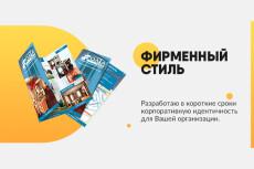 Создам :визитку, конверт, бланк, фирменный стиль 13 - kwork.ru