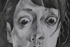 Нарисую портрет карандашом от руки 44 - kwork.ru