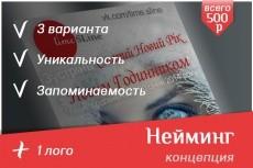 Сделаю дизайн Листовки или Флаера 4 - kwork.ru