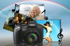 выполню видео монтаж/видео презентацию/обработку видео 6 - kwork.ru