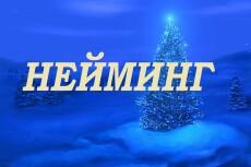 Разработаю название торговой марки 18 - kwork.ru