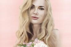 нарисую стилизованный портрет 15 - kwork.ru