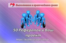 20000 уникальных посетителей на Ваш сайт 24 - kwork.ru
