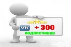 500 живых подписчиков вступят в вашу группу или паблик Вконтакте 8 - kwork.ru