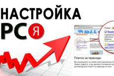 Создам прибыльную рекламную компанию в Яндекс Директ + РСЯ 5 - kwork.ru