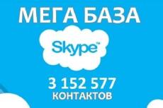 Сбор базы + реклама на форумах 2 - kwork.ru