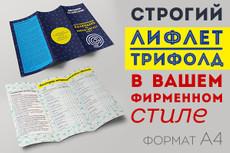 Буклет А4 3 - kwork.ru