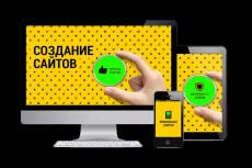 Создам сайт на WordPress с уникальным дизайном 14 - kwork.ru