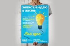 Сверстаю полосу журнала 13 - kwork.ru