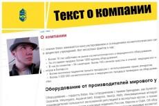 напишу статью 3000 сбп 13 - kwork.ru