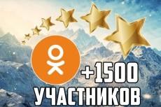 1000 живых участников в группу Одноклассники 22 - kwork.ru