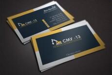 Дизайн макет визитки 51 - kwork.ru