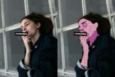 Ретушь со стилизацией дымом и обработкой фото 4 - kwork.ru