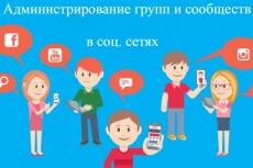 Администратор группы Вконтакте 8 - kwork.ru