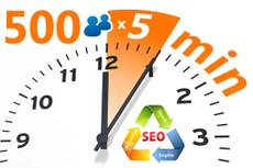 Увеличим количество посетителей сайта на 400 в сутки в течение месяца 40 - kwork.ru