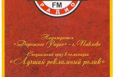 Напишу сценарий рекламного аудио/видео ролика 3 - kwork.ru