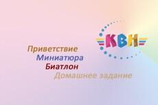 Напишу для профессионалов и новичков стендап-выступление по вашей теме 5 - kwork.ru