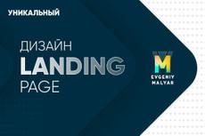 Дизайн сайта или лендинга 18 - kwork.ru