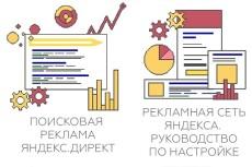 Создание кампании Яндекс Директ 10 - kwork.ru