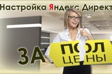 Настрою Яндекс.Директ (100 запросов) 8 - kwork.ru