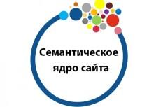 Семантическое ядро до 700 ключей, + расчет конкурентности в выдаче KEY 26 - kwork.ru