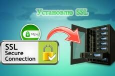 Установка SSL Сертификата + настройка редиректа 14 - kwork.ru