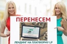 Установка шаблона WordPress 34 - kwork.ru