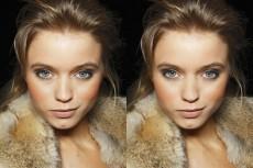 Уберу эффект красных глаз с 5 ваших фото 21 - kwork.ru