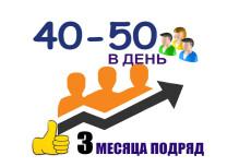 Привлеку 55 уникальных рефералов в ваш проект 17 - kwork.ru