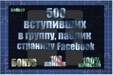 Комплексное продвижение Вконтакте 56 - kwork.ru