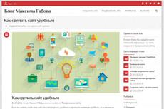 Напишу рекламную статью в своем блоге 4 - kwork.ru