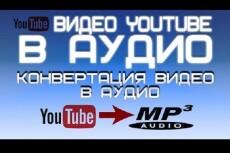 Сделаю перевод аудио/видео в текст. Грамотно и красиво оформлю 3 - kwork.ru
